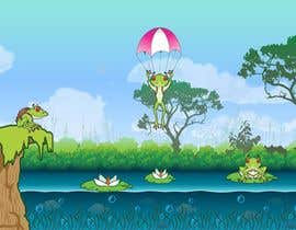 #56 untuk Help us create a FROG that will be our MAIN CHARACTER for new KIDS ipod app. oleh raundTUW97