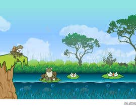 #46 untuk Help us create a FROG that will be our MAIN CHARACTER for new KIDS ipod app. oleh rolandhuse