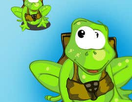 #59 para Help us create a FROG that will be our MAIN CHARACTER for new KIDS ipod app. por JDesignsCo