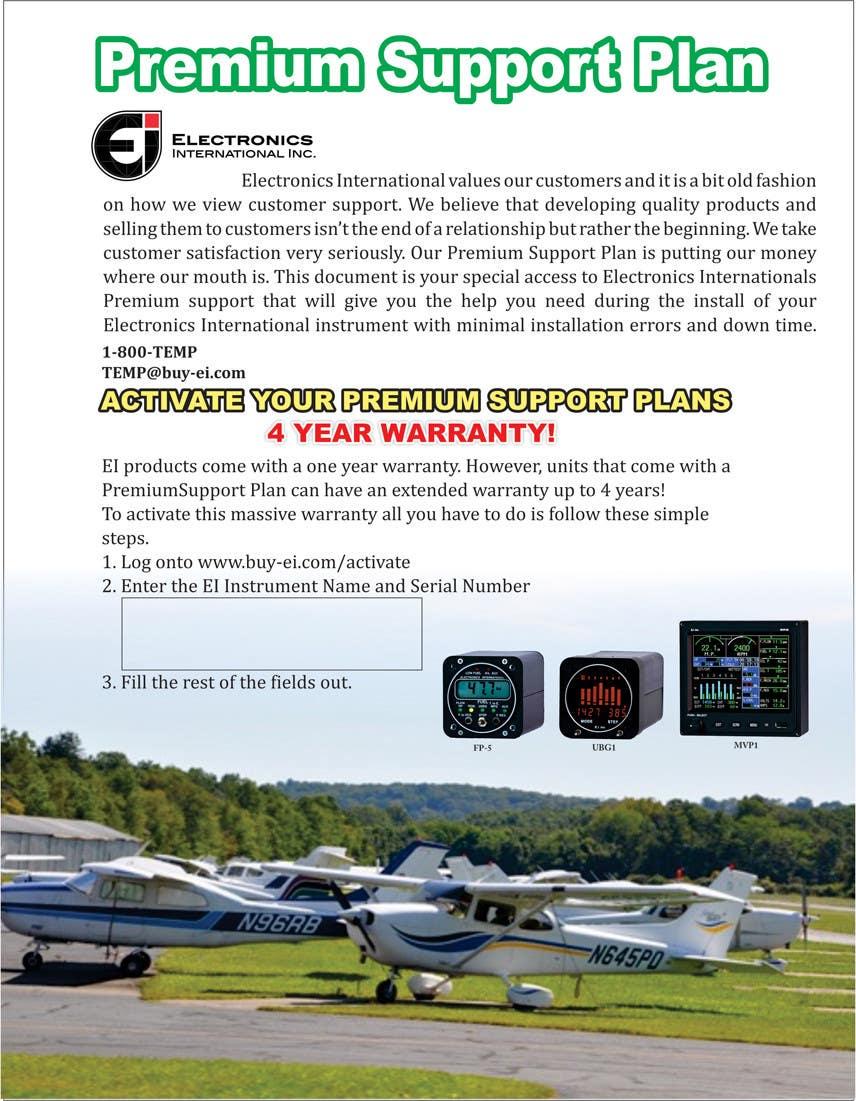 Inscrição nº                                         8                                      do Concurso para                                         Flyer Design for Electronics International