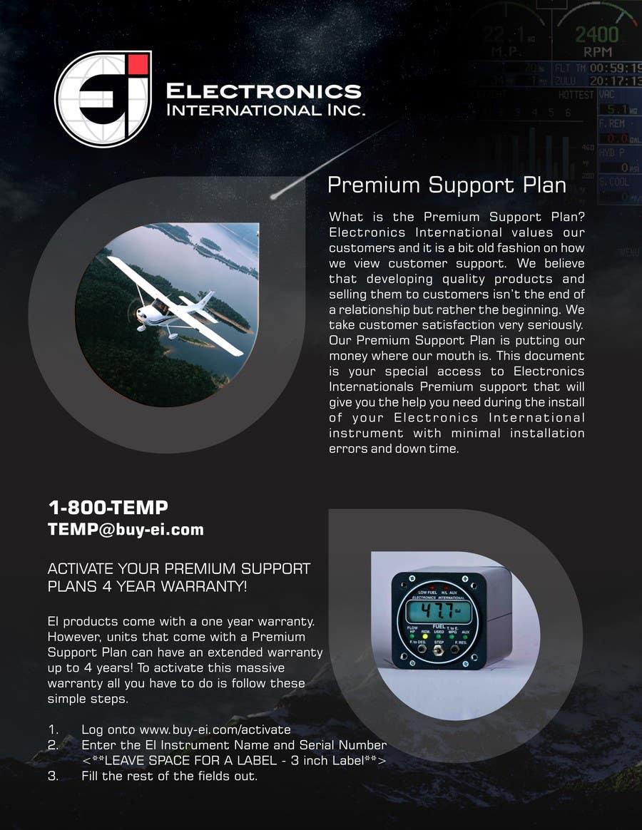 Inscrição nº                                         13                                      do Concurso para                                         Flyer Design for Electronics International