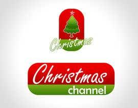 #12 untuk Design a Logo for The Christmas Channel oleh nemanjanpb