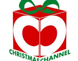 #14 untuk Design a Logo for The Christmas Channel oleh getdownto