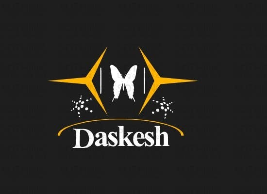 Konkurrenceindlæg #                                        92                                      for                                         Logo Design for Daskesh Clothing company, specifically for gloves/mittens