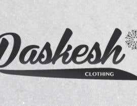 #4 para Logo Design for Daskesh Clothing company, specifically for gloves/mittens por magaustralia