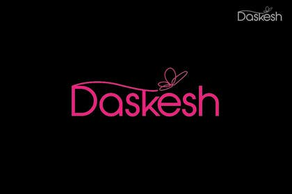 #38 untuk Logo Design for Daskesh Clothing company, specifically for gloves/mittens oleh iffikhan