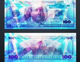 #27 for Create High Quality and Very Colorful Artwork of a $100 Dollar US Bill af murugeshdecign