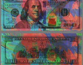 #40 for Create High Quality and Very Colorful Artwork of a $100 Dollar US Bill af javethrjr