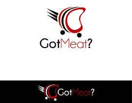 "#96 , Design a Logo for ""GotMeat?"" 来自 mailla"