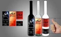 Graphic Design Kilpailutyö #80 kilpailuun Graphic Design- Label for fruit liqueur.