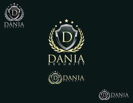nº 262 pour Logo Design for Dania Security par qoaldjsk