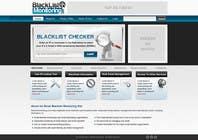Graphic Design Inscrição do Concurso Nº37 para Website Design for Global eBusiness Solutions, Inc. (Blacklist Monitoring Website)