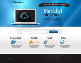 nº 60 pour Website Design for Global eBusiness Solutions, Inc. (Blacklist Monitoring Website) par SadunKodagoda