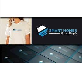 #1 cho Design a Logo - Smart Homes Made Simple bởi Mart53