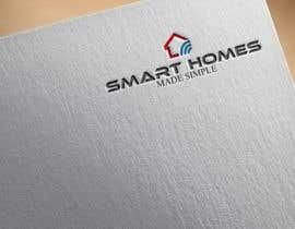 #153 cho Design a Logo - Smart Homes Made Simple bởi SiddikeyNur1