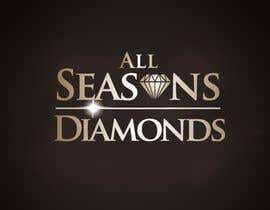 nº 123 pour Logo Design for All Seasons Diamonds par designpassionate