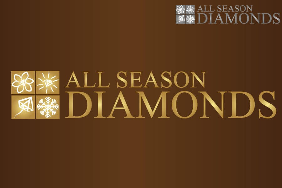 Zgłoszenie konkursowe o numerze #219 do konkursu o nazwie Logo Design for All Seasons Diamonds