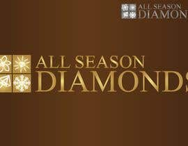 #219 Logo Design for All Seasons Diamonds részére nearart által