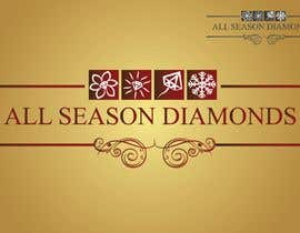 #220 Logo Design for All Seasons Diamonds részére nearart által