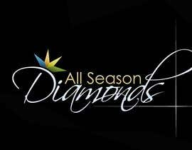 #242 pentru Logo Design for All Seasons Diamonds de către Ketket