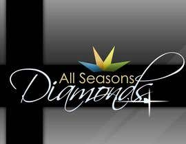 #35 Logo Design for All Seasons Diamonds részére Ketket által