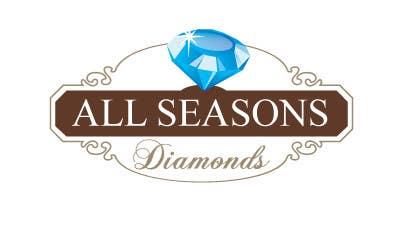 Zgłoszenie konkursowe o numerze #176 do konkursu o nazwie Logo Design for All Seasons Diamonds