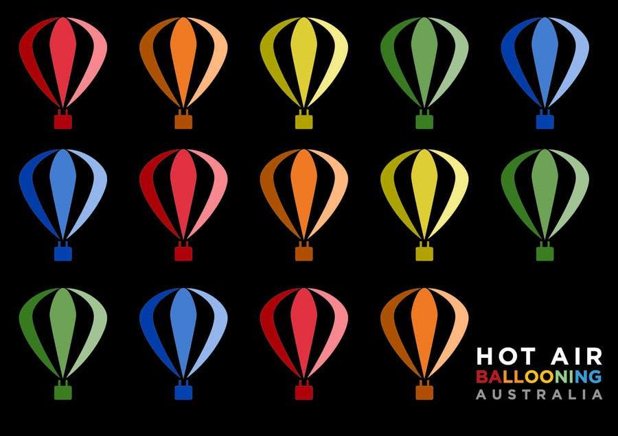 Inscrição nº                                         135                                      do Concurso para                                         Logo Design for Hot Air Ballooning Australia