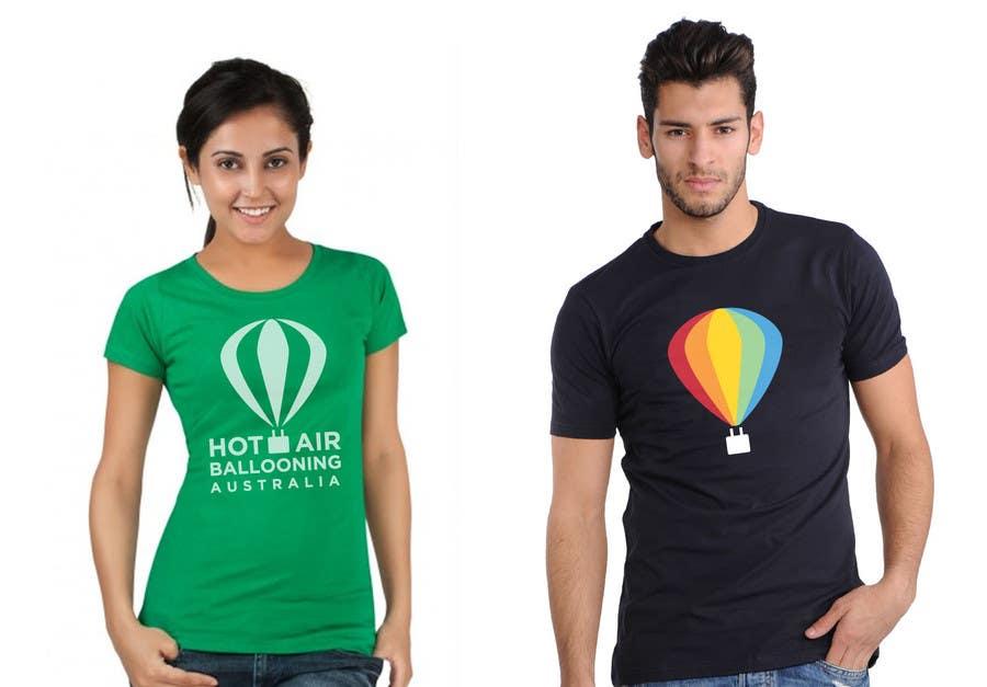 Penyertaan Peraduan #                                        133                                      untuk                                         Logo Design for Hot Air Ballooning Australia