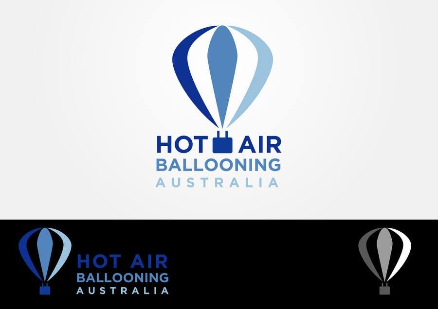 Inscrição nº                                         14                                      do Concurso para                                         Logo Design for Hot Air Ballooning Australia