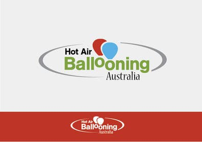 nº 22 pour Logo Design for Hot Air Ballooning Australia par paxslg