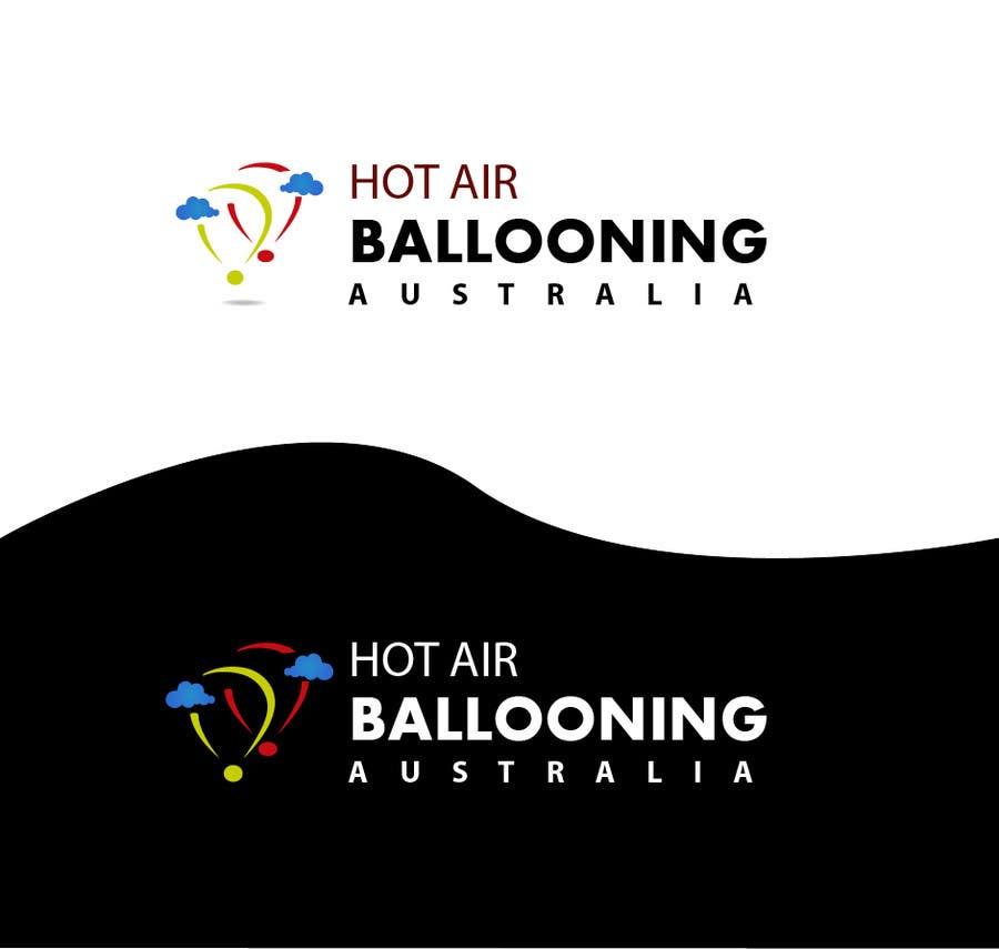 Конкурсная заявка №129 для Logo Design for Hot Air Ballooning Australia