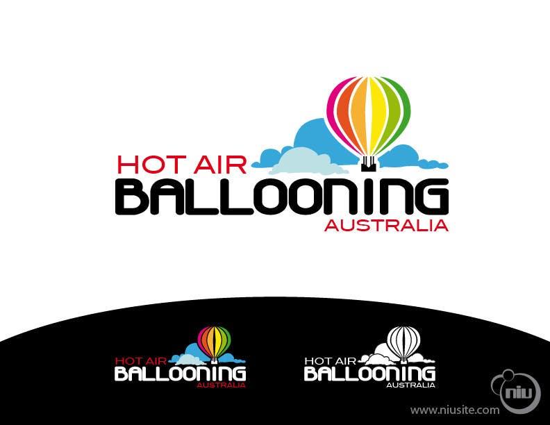Penyertaan Peraduan #                                        66                                      untuk                                         Logo Design for Hot Air Ballooning Australia