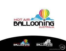 #66 for Logo Design for Hot Air Ballooning Australia af tatianaplazas