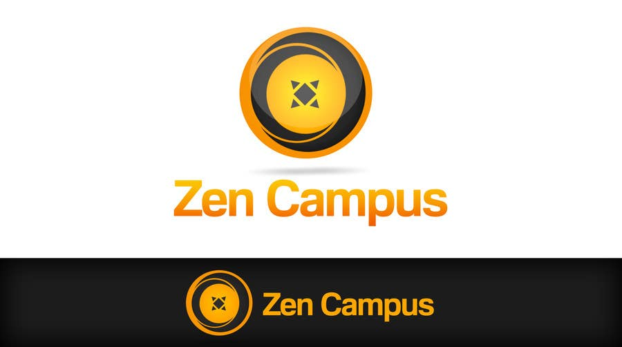#109 for Logo Design for The Zen Campus by Jevangood