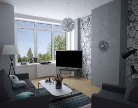 Nro 52 kilpailuun Kitchen & Living room Interior Design käyttäjältä mitrabota