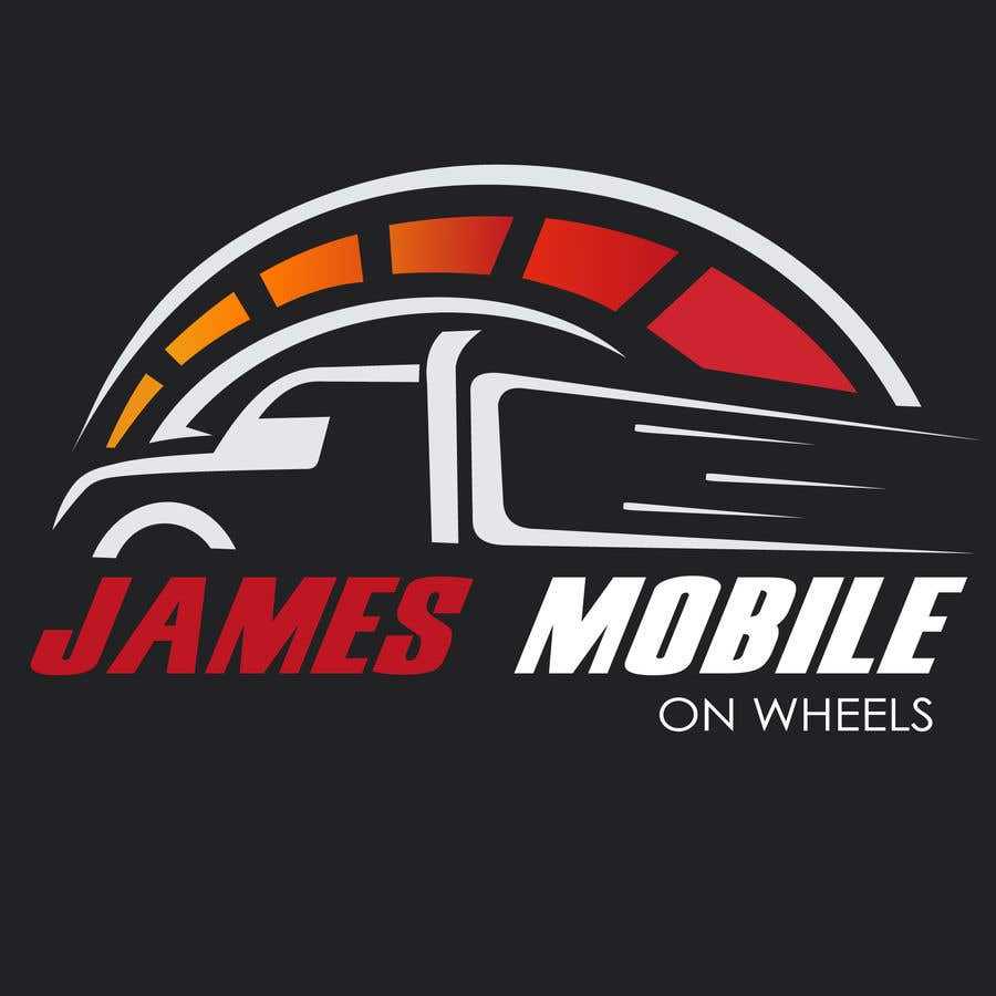 Entry 85 By Jupiter308 For Mobile Oil Changing Business Logo