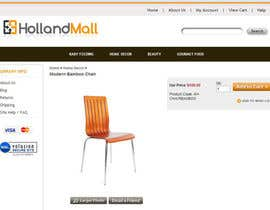 #81 para Logo Design for HollandMall por facebooklikes007