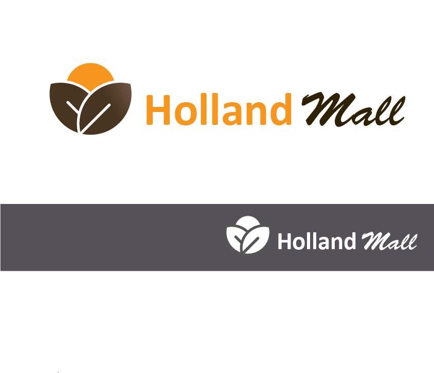 #157 for Logo Design for HollandMall by KennyMcCorrnic