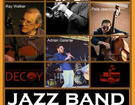 #1 cho Design an A3 Poster for a 4 piece Jazz Band bởi nishthajain13