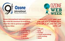 Contest Entry #16 for Graphic Design for a training company (specific event (Ozone web week))