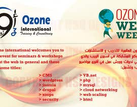 #14 untuk Graphic Design for a training company (specific event (Ozone web week)) oleh hsnz