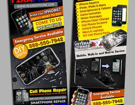 #19 untuk Graphic Design Flyer for Fix A Phone oleh creationz2011