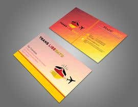 shohan33 tarafından Design a Business Cards using this logo and information :1 için no 112