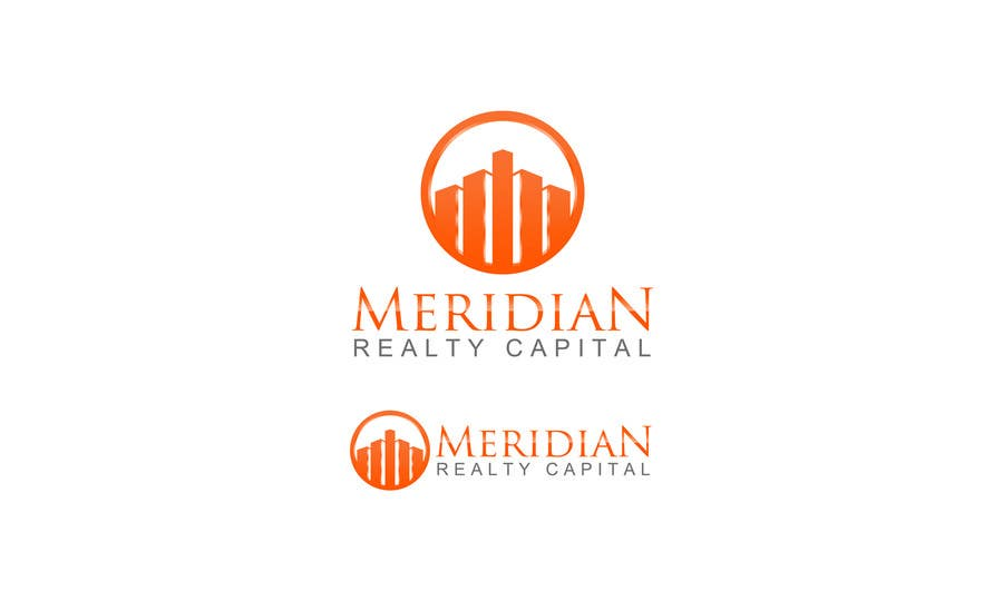 #119 for Logo Design for Meridian Realty Capital by qoaldjsk