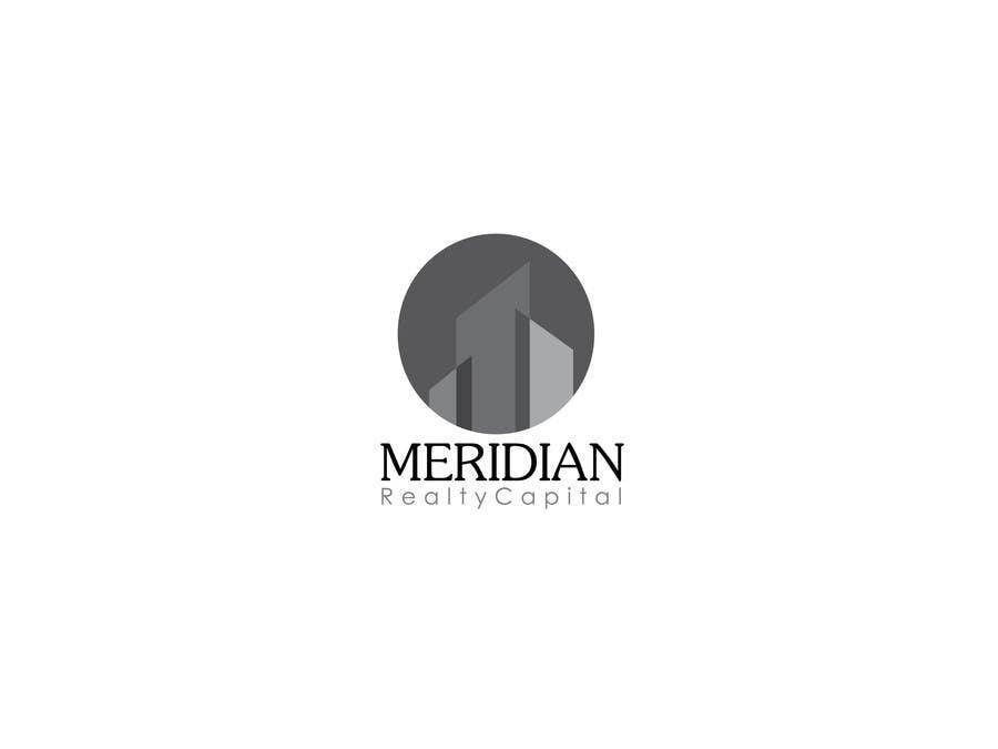 Конкурсная заявка №588 для Logo Design for Meridian Realty Capital