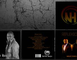 #6 for CD cover Design for Herléo Muntu af sarah07