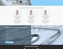 #40 for Design a Website Mockup by ssidd80