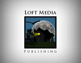 nº 799 pour Logo Design for Loft Media Publishing Srl par damirruff86