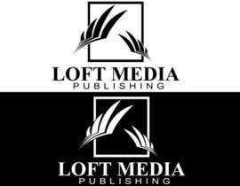 nº 823 pour Logo Design for Loft Media Publishing Srl par rashid3d
