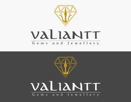 #102 for i need a jewelry logo designed.   the stores name is VALIANTT.    it has to be simple and elegant looking.   looking forward to see who can provide me the best logo.  good luck! by soniAmit2410